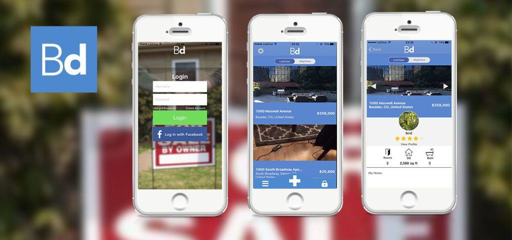iOS Real Estate app development