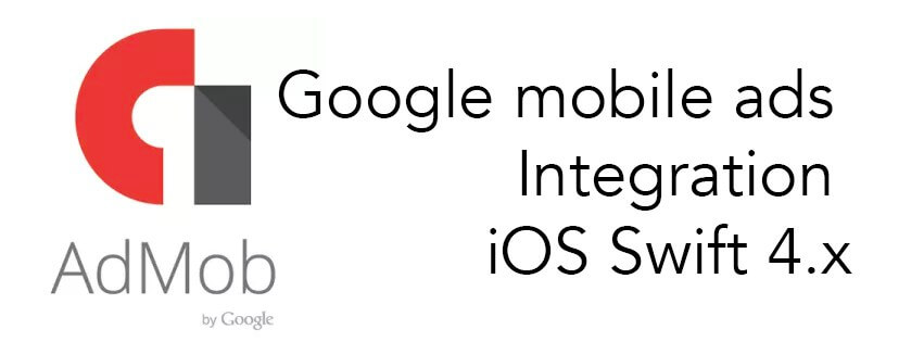 Learn google mobile ads integration iOS