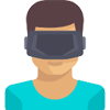 Using Oculus SDK and Google Cardboard AR: