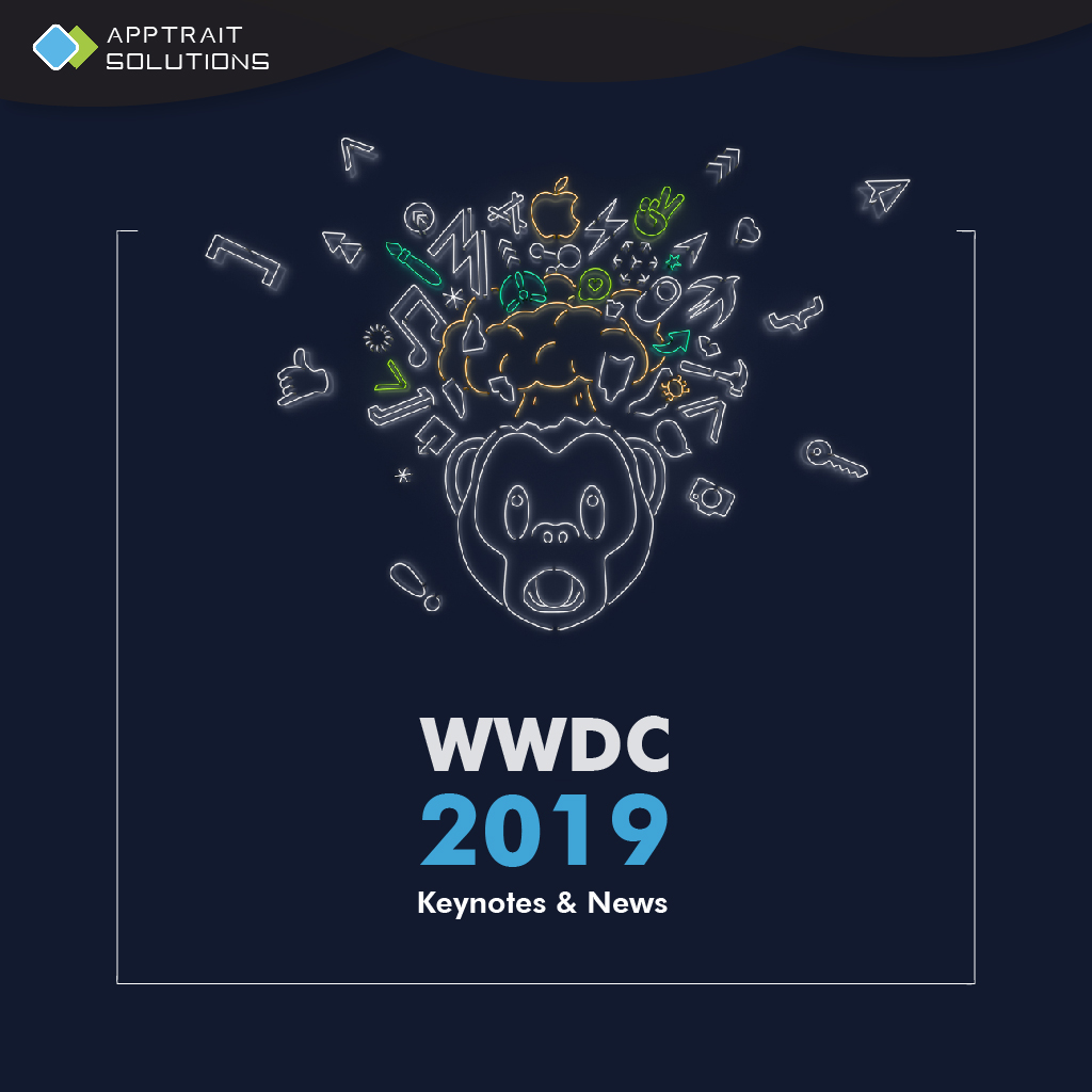 wwdc, wwdc update, wwdc 2019, wwdc firstday, wwdc apple, wwdc ios, worldwide developer conforence,