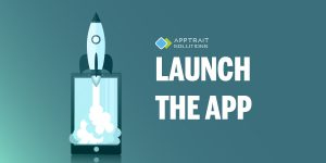 How to build an application Step 7: Launch The App