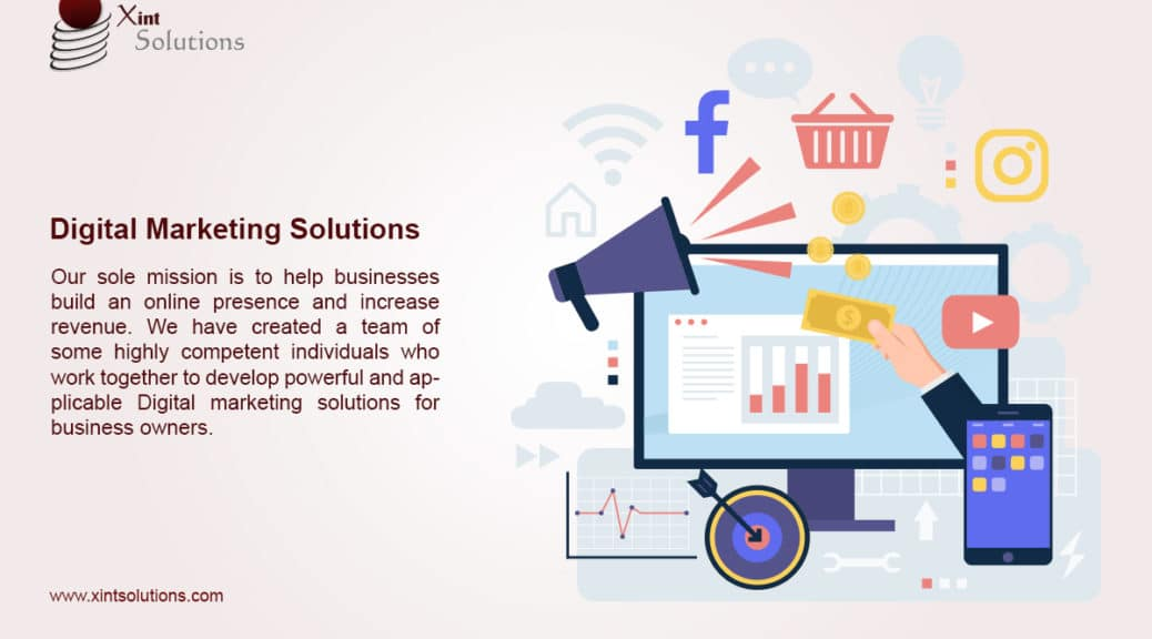 digital marketing solution